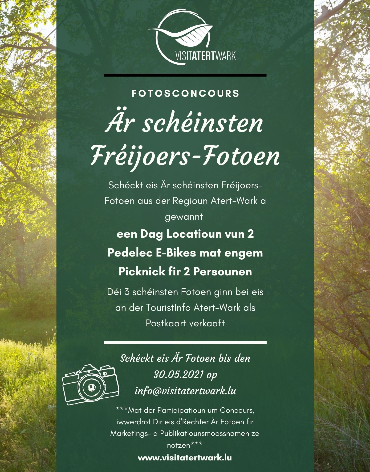 Fotoconcours Visit AtertWark