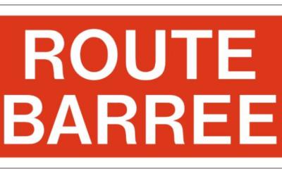 """Avis en matière de circulation – Route barrée du 12 juillet 2021 jusqu'à la fin des travaux (+/- 2 semaines):  """"Waler Strooss"""" à Grevels et la rue """"Kinnikshaff"""" à Wahl"""